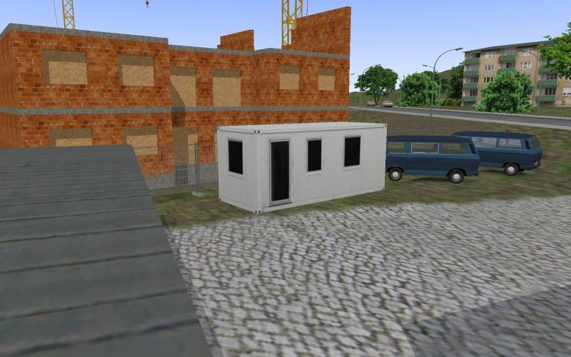 Foltin Objekteja [tunneli, rakennustyömaa, puistonpenkki, lippuautomaatti] 7qzezl10