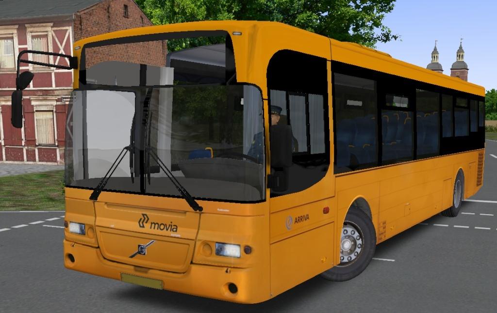 Volvo B7RLE-60/Säffle årg. 2009 (Volvo 8500) Fad3e910