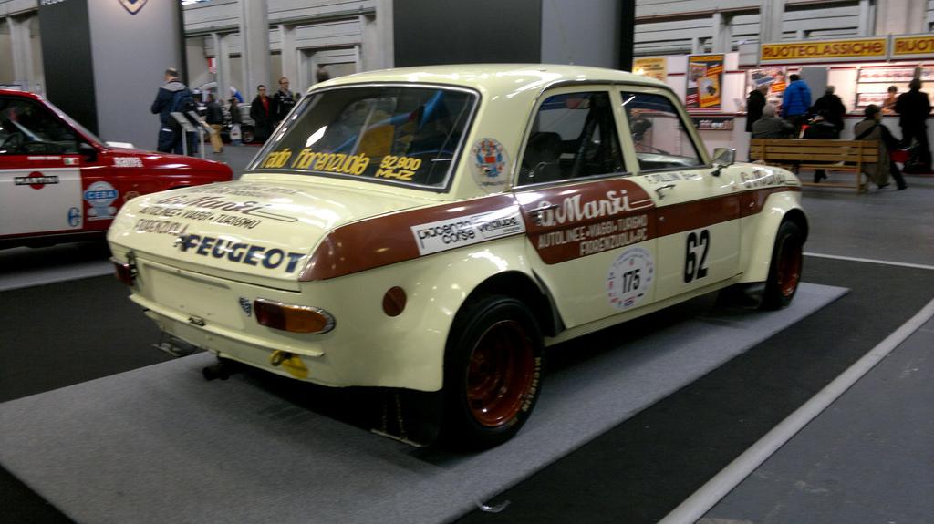 204 berline 1965 mild custom  12548410