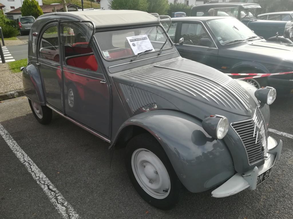 vintage auto retro basque à Hasparren (64) Img_2017