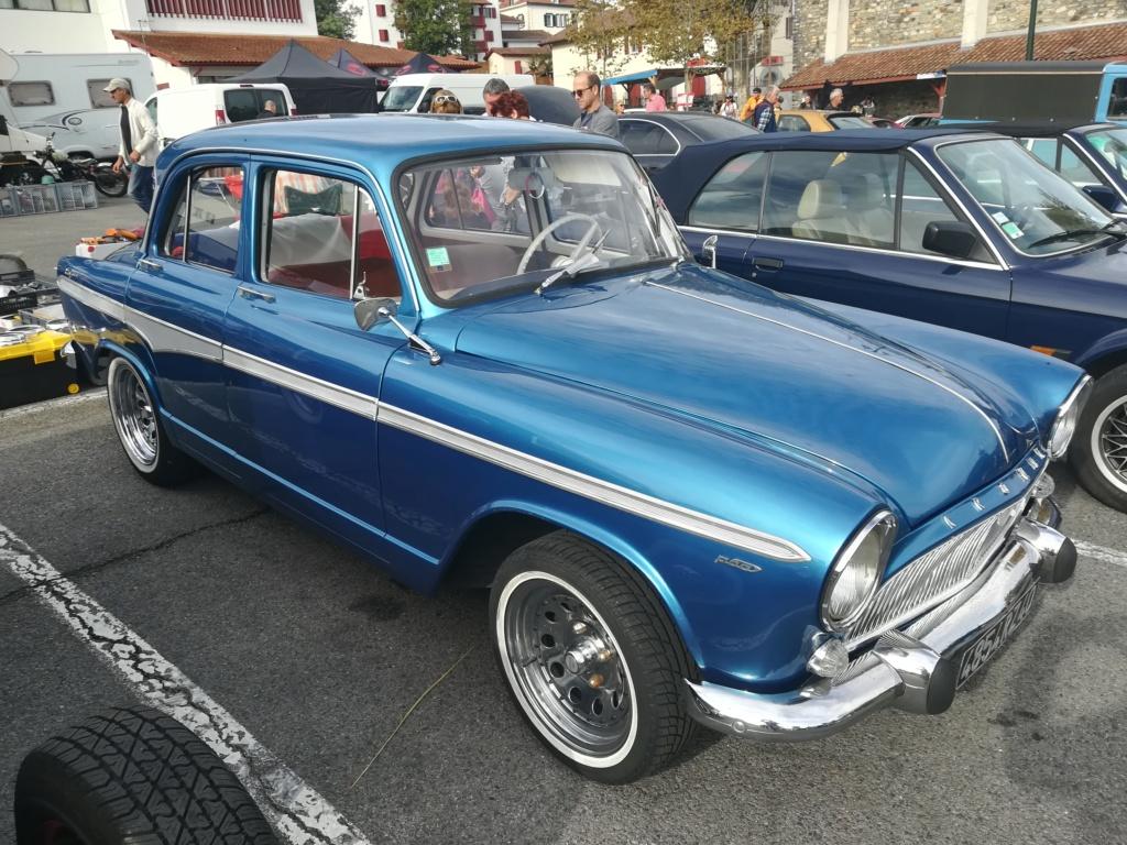 vintage auto retro basque à Hasparren (64) Img_2020