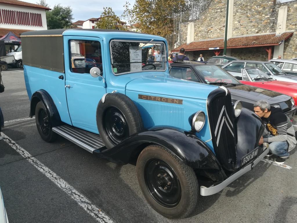 vintage auto retro basque à Hasparren (64) Img_2021