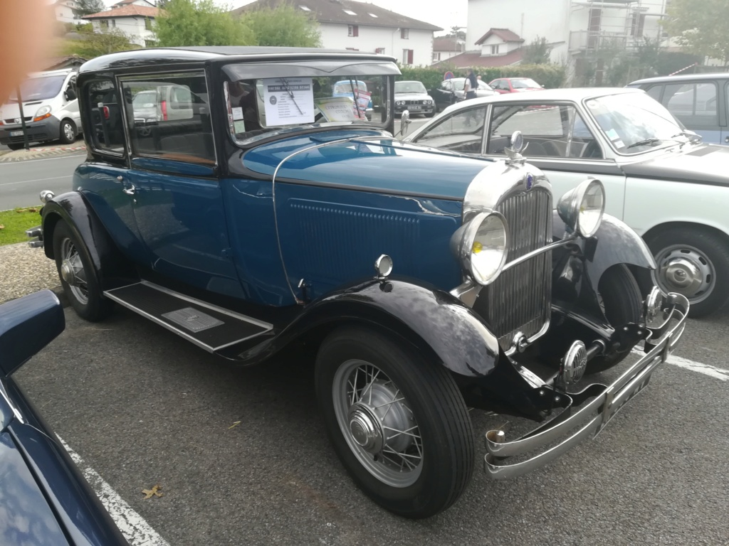vintage auto retro basque à Hasparren (64) Img_2025