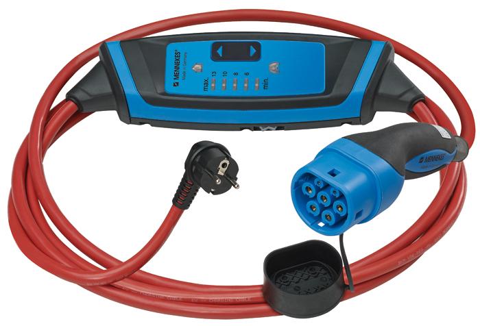 Les câbles de recharge adaptables Mode_210