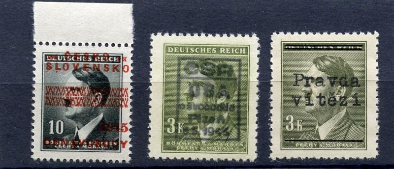 Deutsche Besetzungsausgaben im II. Weltkrieg - Seite 5 Befrei10