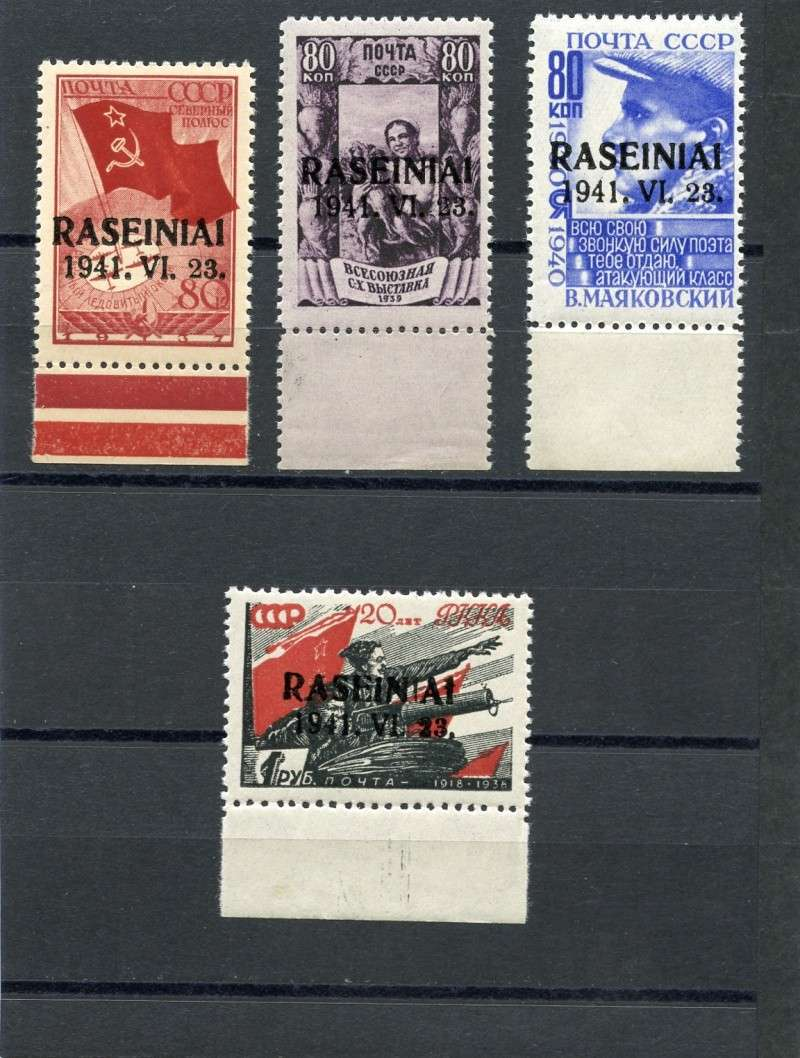 Deutsche Besetzungsausgaben im II. Weltkrieg - Seite 6 Image116
