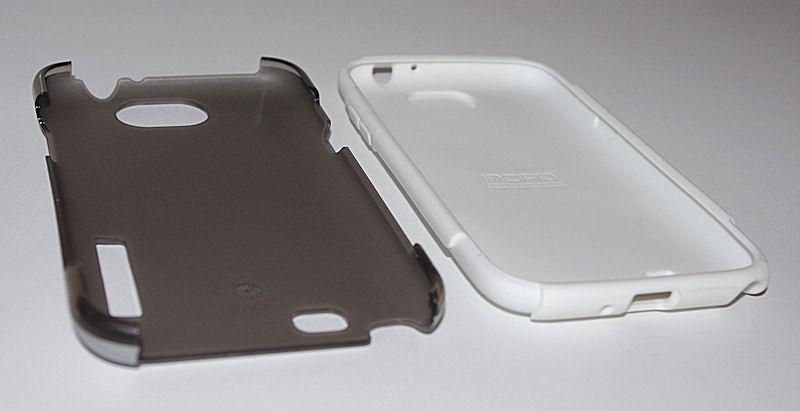 [ORDICA-STORE] Test Coque Incipio « Dual Pro Shine » Double Couche Blanc / Gris pour Samsung Galaxy Note 2 Coque012