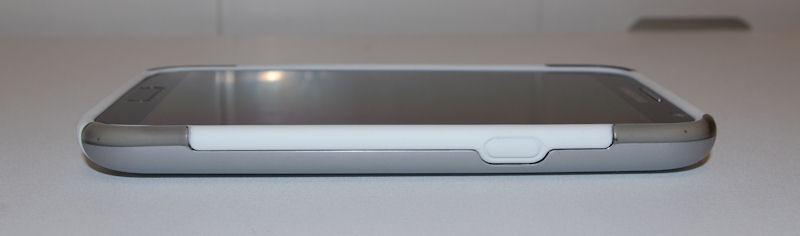 [ORDICA-STORE] Test Coque Incipio « Dual Pro Shine » Double Couche Blanc / Gris pour Samsung Galaxy Note 2 Coque018