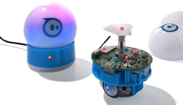 [MOBILEFUN.FR] SPHERO : Review de la balle robotique de Orbotix Sphero14
