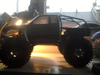 SCX10 Honcho modifier 2012-110