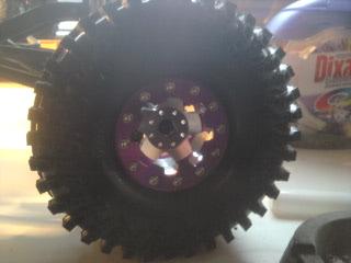 SCX10 Honcho modifier 2012-111