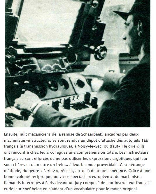 Nos conducteurs européens (juillet 1957) Europe12