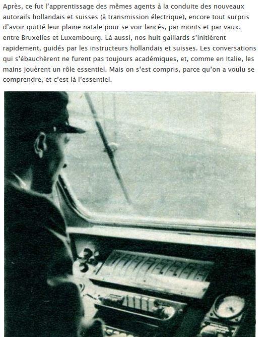 Nos conducteurs européens (juillet 1957) Europe13