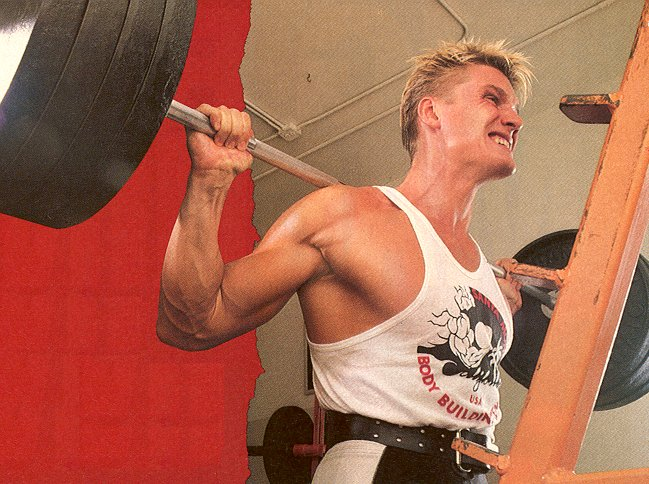 DOLPH LUNDGREN - Page 34 Lift10