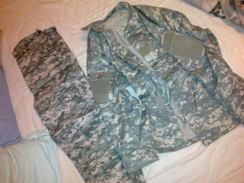 Que penser des camo militaire à la chasse? 22012010