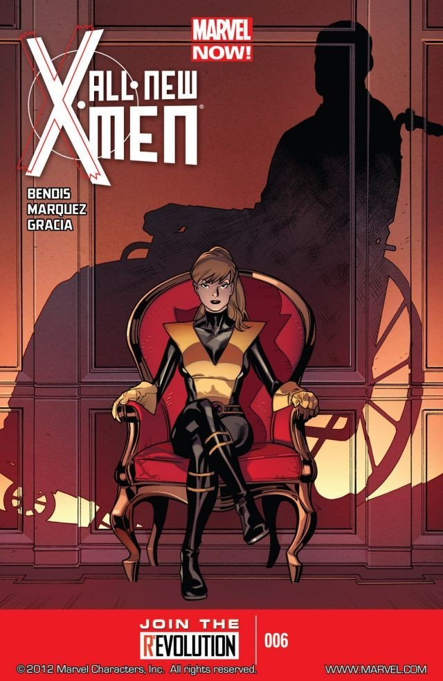 All-New X-Men #6 Nov12010