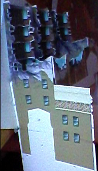 The Twilight Zone Tower of Terror Paper Model  Sans_t11