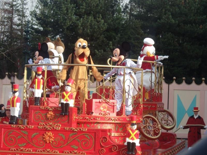 Séjour du 16 au 18 décembre 2012 au séquoia lodge + 1 journée magique - Page 2 Sn150923