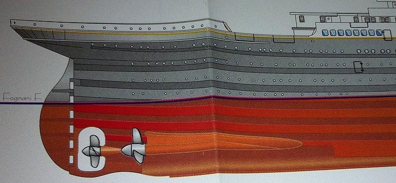 Allgemeines zur TITANIC von AMATI/Hachette, 1:250  Tit-ba10