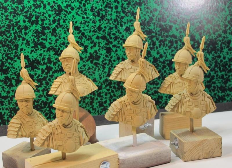 une escouade d'archers mongols... Buste_10