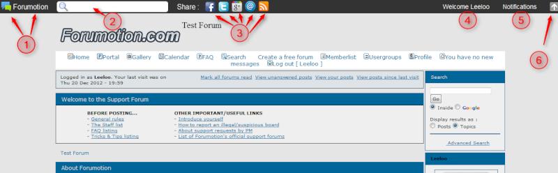Forumattivo : Nuove opzioni nel PDA !! Toolba14