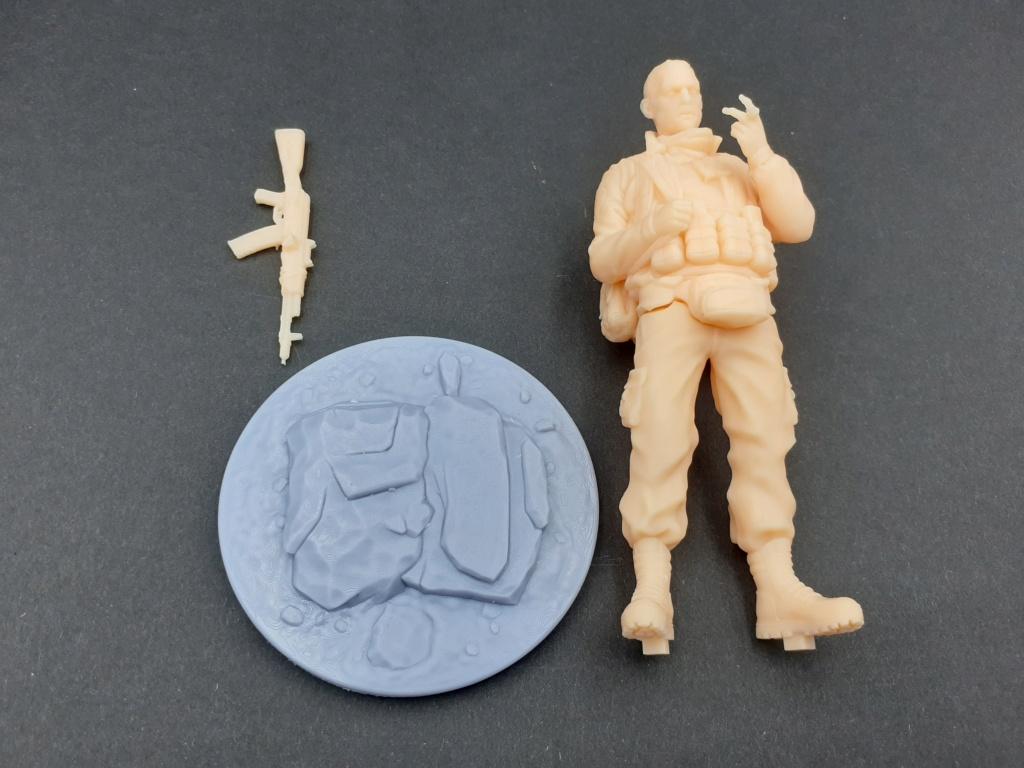 "Soldat aus ""Escape from Tarkow"" - 120 mm 20210310"