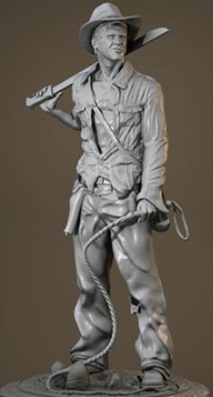 Indiana Jones - 120 mm Bildsc10