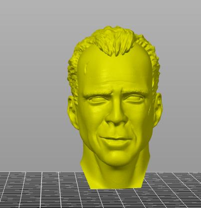 Bruce Willis - John McClane als 120 mm Figur Bildsc14