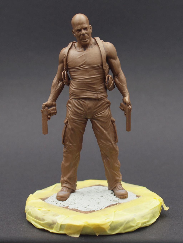 Bruce Willis - John McClane als 120 mm Figur Bw_210
