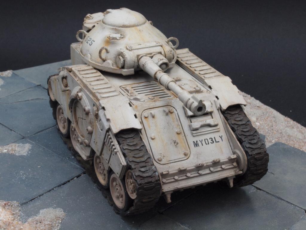MAV3RICK - Modular Sci-Fi Tank in 28mm Scale Dl082210