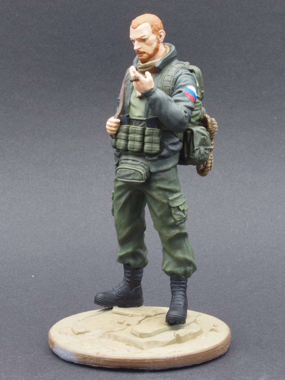 """Soldat aus """"Escape from Tarkow"""" - 120 mm Escape17"""