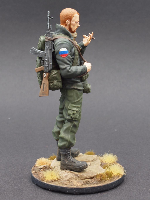 """Soldat aus """"Escape from Tarkow"""" - 120 mm Escape18"""