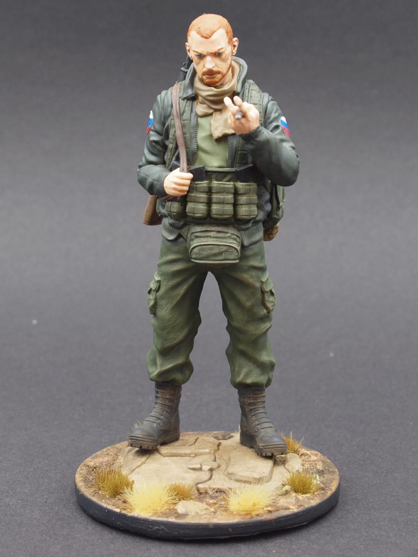 """Soldat aus """"Escape from Tarkow"""" - 120 mm Escape20"""
