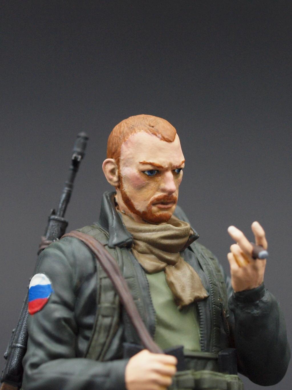 """Soldat aus """"Escape from Tarkow"""" - 120 mm Escape21"""