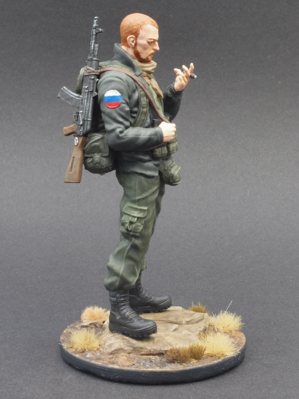 """Soldat aus """"Escape from Tarkow"""" - 120 mm Escape22"""