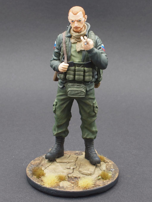 """Soldat aus """"Escape from Tarkow"""" - 120 mm Escape24"""
