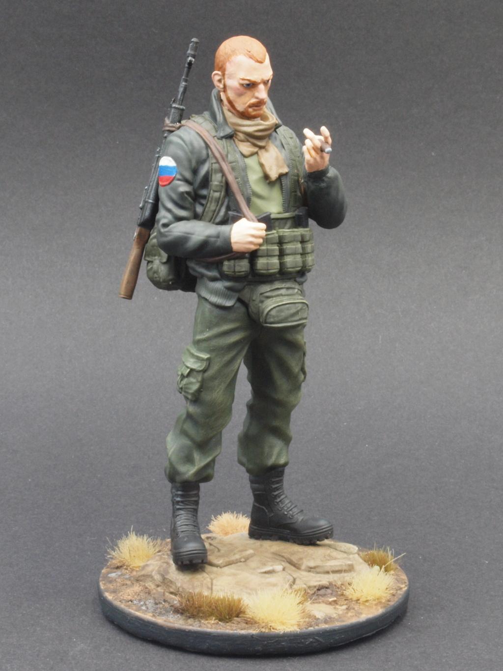 """Soldat aus """"Escape from Tarkow"""" - 120 mm Escape25"""