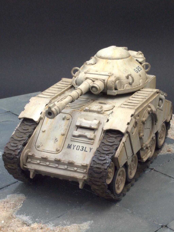 MAV3RICK - Modular Sci-Fi Tank in 28mm Scale Sf-tan11