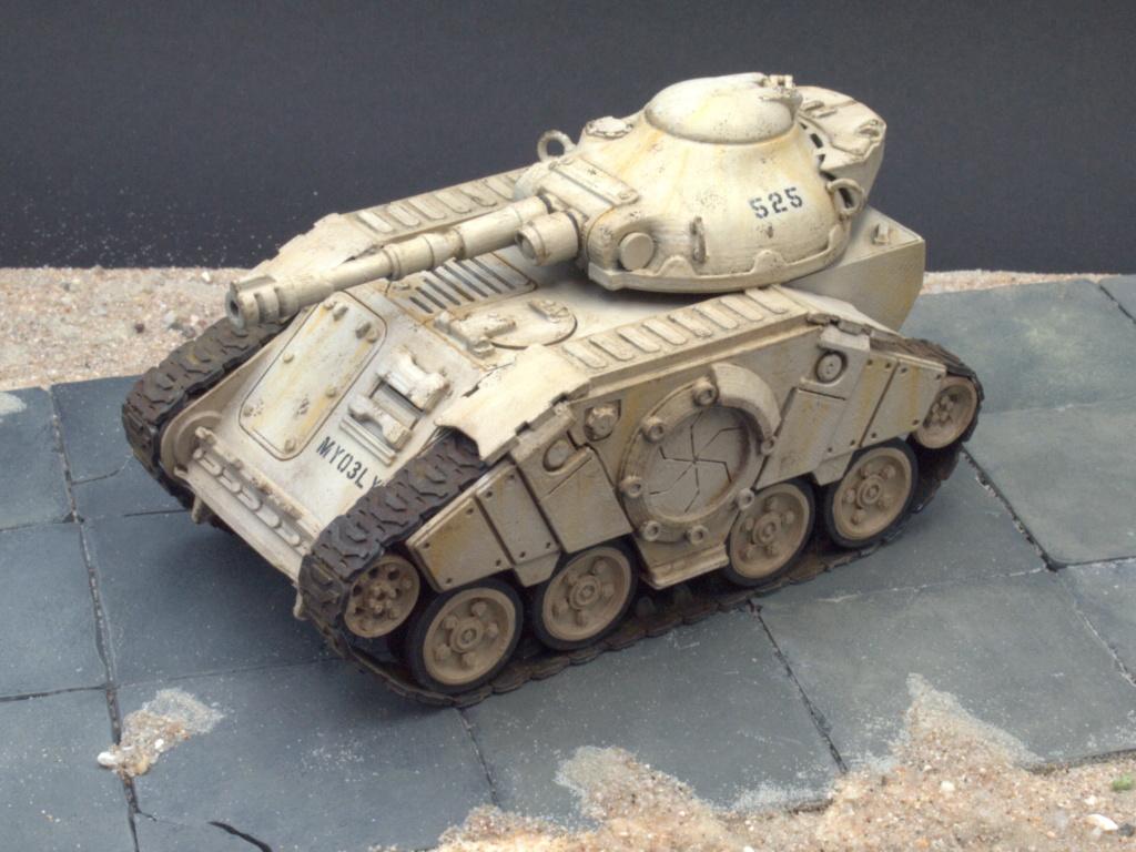 MAV3RICK - Modular Sci-Fi Tank in 28mm Scale Sf-tan12