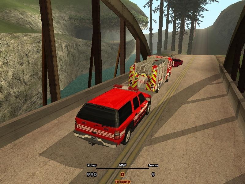 | Los Santos Fire Department | Sa-mp-32