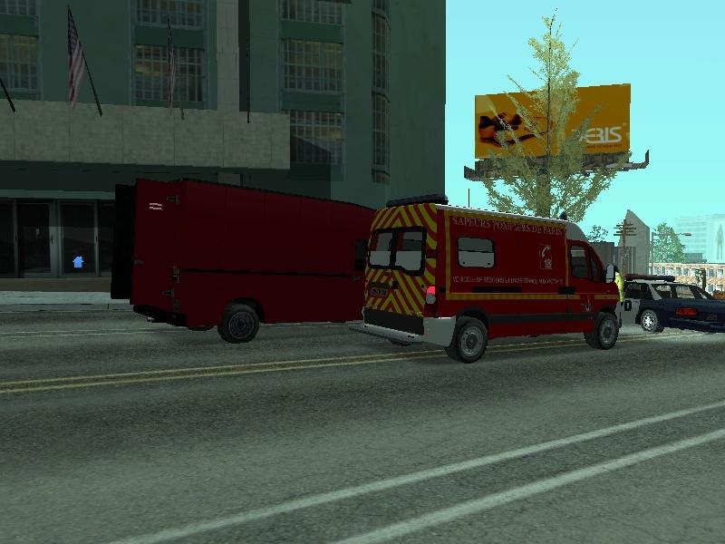 | Los Santos Fire Department | Sa-mp-38