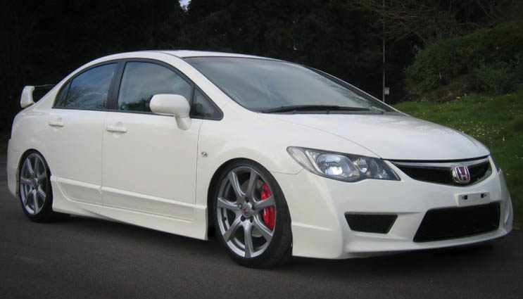 just some photoshopped cars Civic_12