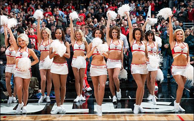 Chicago Bulls Luvabu10