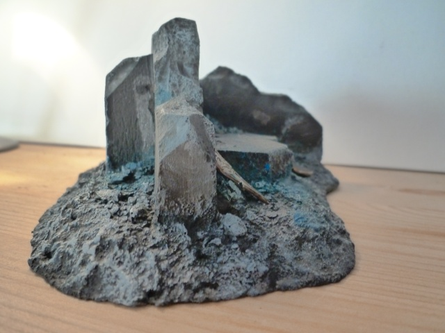 Décors, Minas Morgul... P1020645