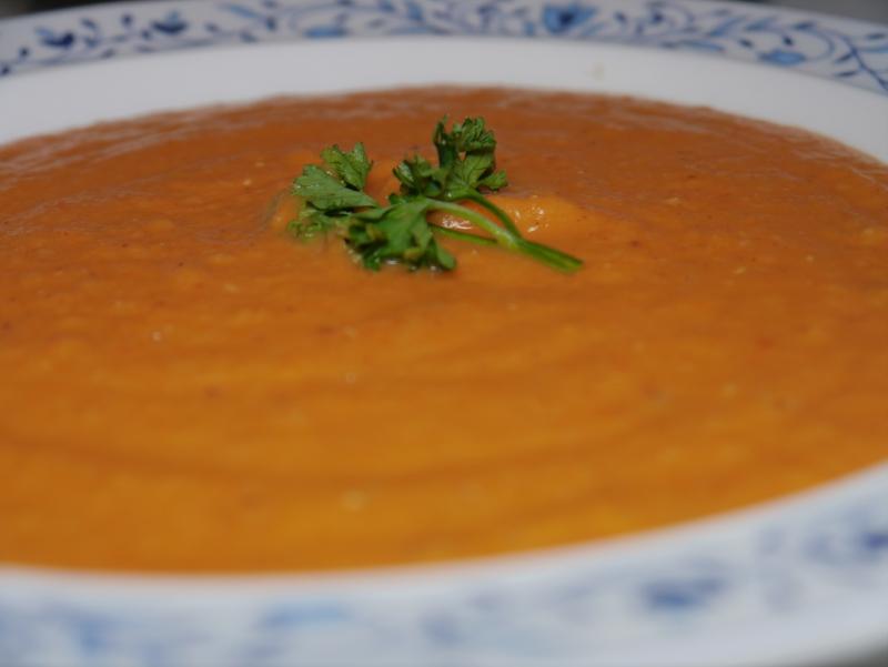 S04 du 26 novembre au 2 décembre 2012 : Soupe Lentilles Corail P1000612