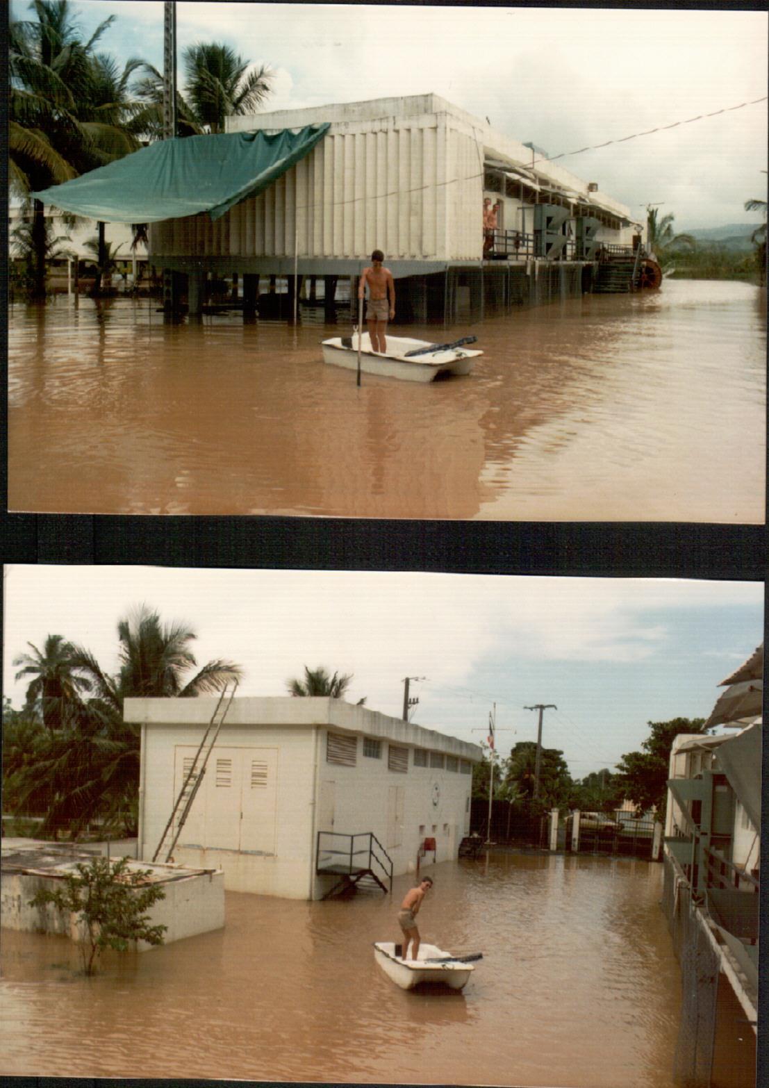 [Les stations radios et télécommunications] Station Emission Riviere Salée Martinique Rivier10