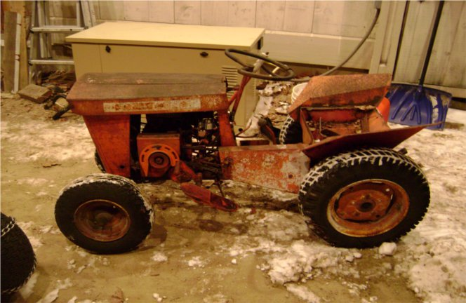 New project, 60's Jacobsen. Anyone know anything about it? Noah_j11