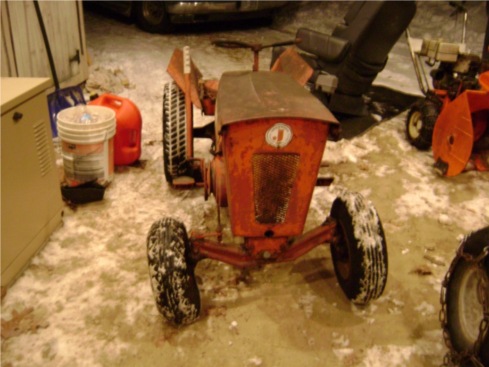 New project, 60's Jacobsen. Anyone know anything about it? Noah_j14