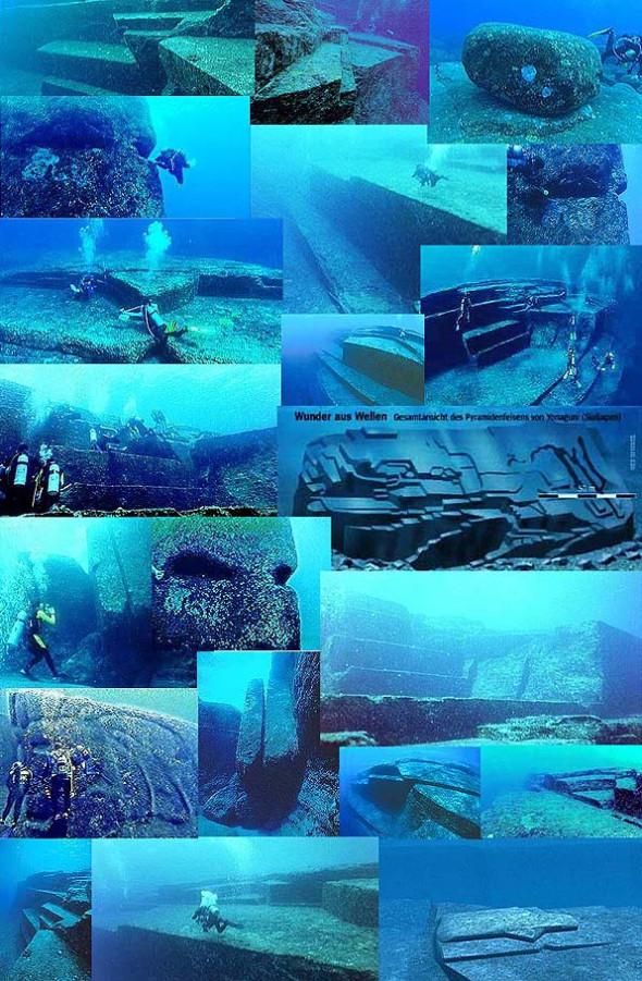 Une ville immergée découverte dans le Triangle des Bermudes Yonagu13