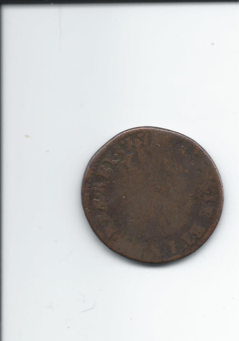 Sol de Louis XV à la vieille tête, Limoge, 1772 - 1773 - 1774 ou 1775 ... ? Piace210